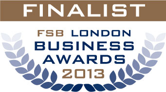 Finalist in the FSB London Awards
